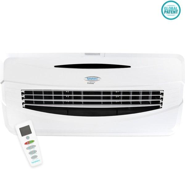 Symphony Cloud Air Cooler (White, 15 L)