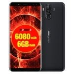 Ulefone Power 3 (Black, 6GB RAM, 64GB)