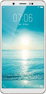 Vivo V7 (champagne Gold, 4GB RAM, 32GB)