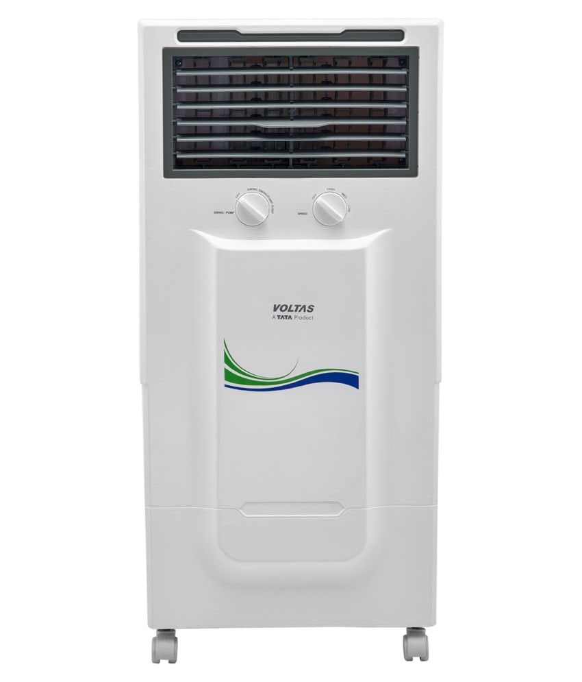 Voltas VD P34MH Air Cooler (White, 34 L)