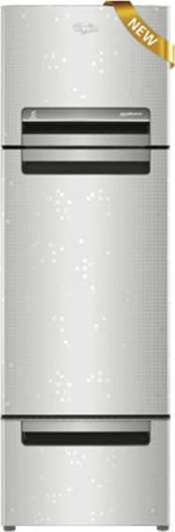 Whirlpool 300 L Frost Free Triple Door Refrigerator (FP 313D PROTTON ROY, Alpha Steel)