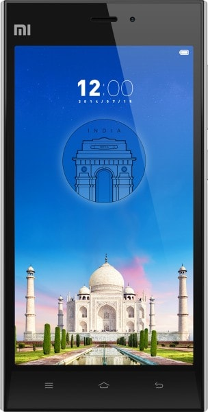 Xiaomi Mi 3 (Metallic Grey, 2GB RAM, 16GB)