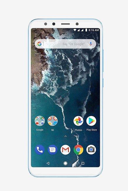 Xiaomi Mi A2 (Blue, 4GB RAM, 64GB)