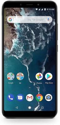 Xiaomi Mi A2 (Black, 6GB RAM, 128GB)