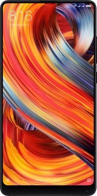 Xiaomi Mi Mix 2 (Black, 6GB RAM, 128GB)