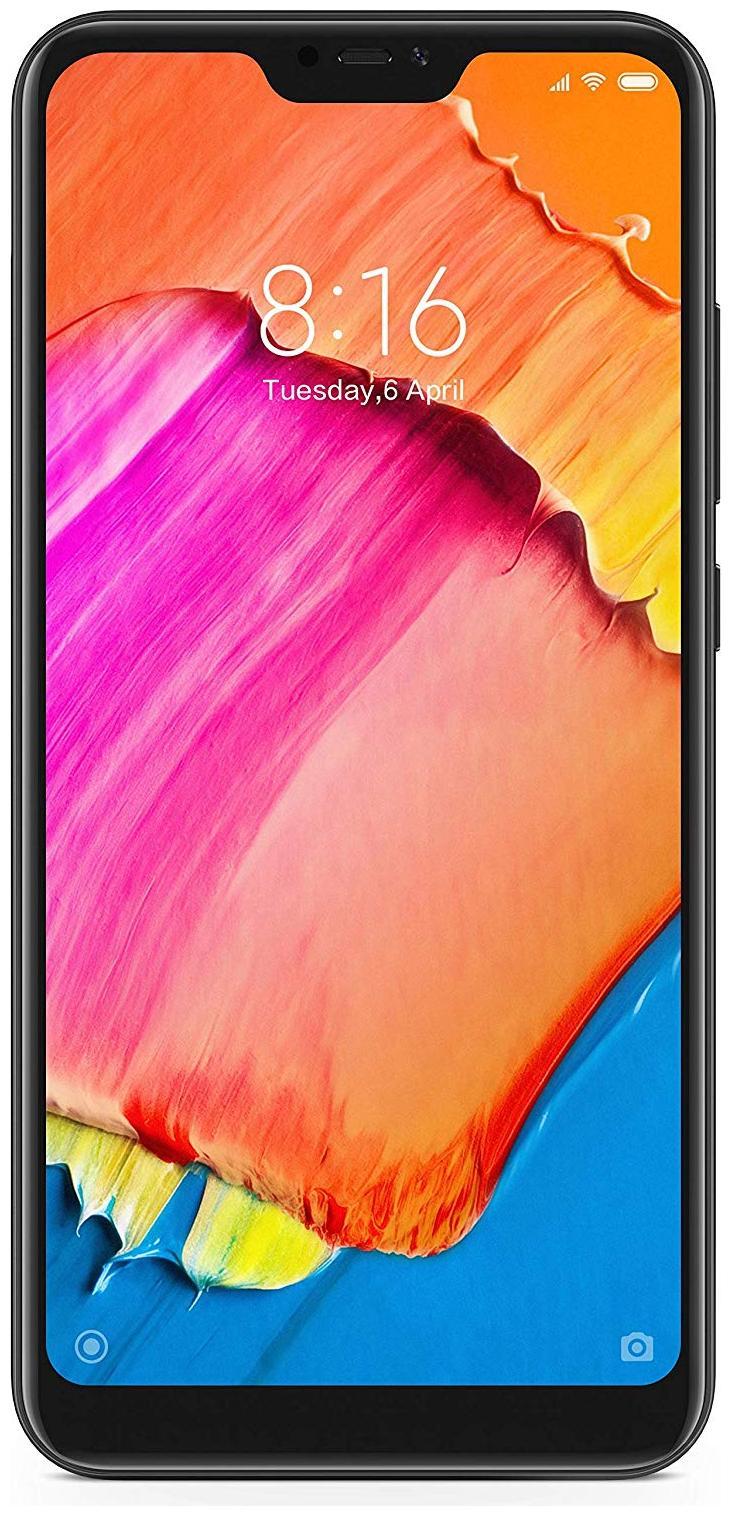 Xiaomi Redmi 6 Pro (Black, 6GB RAM, 64GB)
