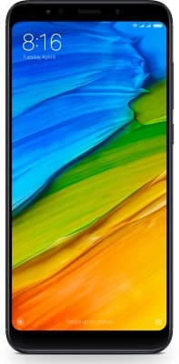 Xiaomi Redmi Note 5 (Black, 3GB RAM, 32GB)