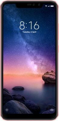 Xiaomi Redmi Note 6 Pro (Rose Gold, 6GB RAM, 64GB)