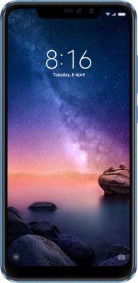 Xiaomi Redmi Note 6 Pro (Blue, 4GB RAM, 64GB)