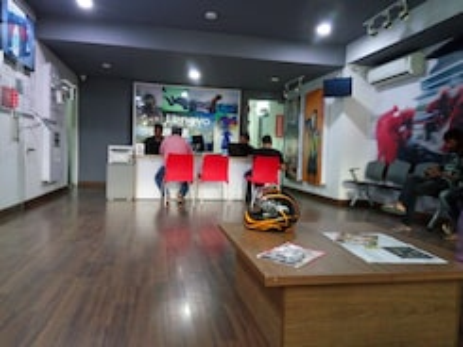 Lenovo Exclusive Service Center