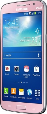 Samsung Galaxy Grand 2 (Pink, 1.5GB RAM, 8GB) Price in India