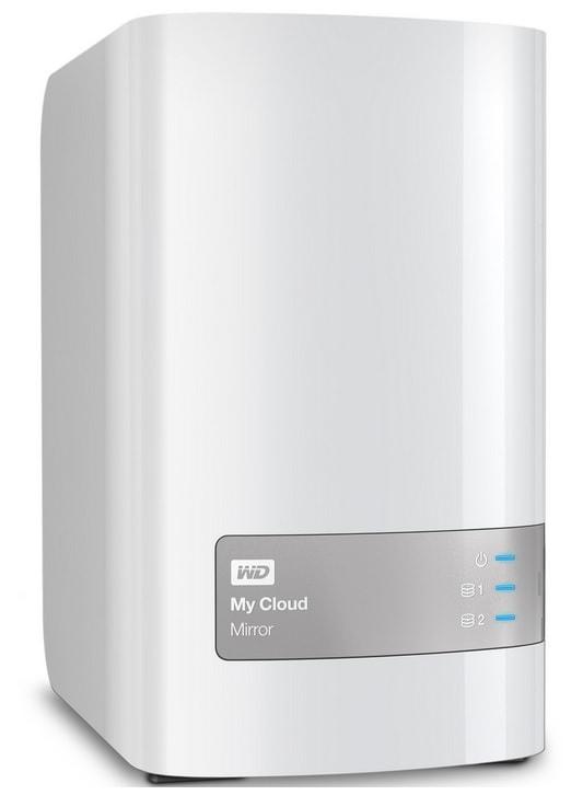 Buy WD My Cloud Mirror Personal Cloud Storage 12 TB Online