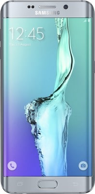 Samsung Galaxy S6 Edge+ (Silver Titanium, 4GB RAM, 32GB) Price in India