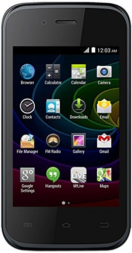Micromax Bolt D200 (Grey, 512MB RAM, 512MB) Price in India