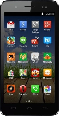 Buy Micromax Bolt D321 Blue, 4 GB online