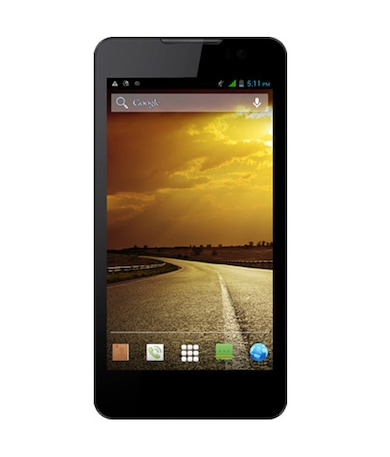 Micromax Canvas Blaze HD EG116 (Black, 1GB RAM, 4GB) Price in India