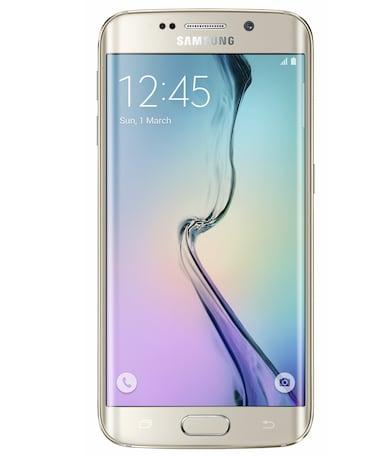 Samsung Galaxy S6 Edge (Gold Platinum, 3GB RAM, 32GB) Price in India