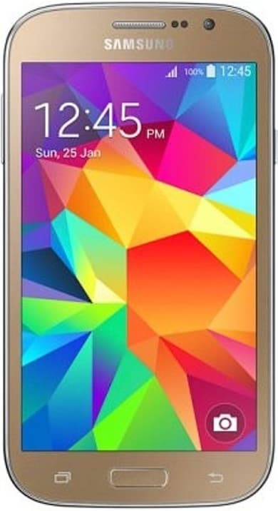 Samsung Galaxy Grand Neo Plus I9060I (Gold, 1GB RAM, 8GB) Price in India