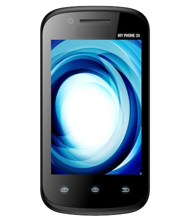 Champion My Phone 36 (Black, 256MB RAM, 512MB) Price in India