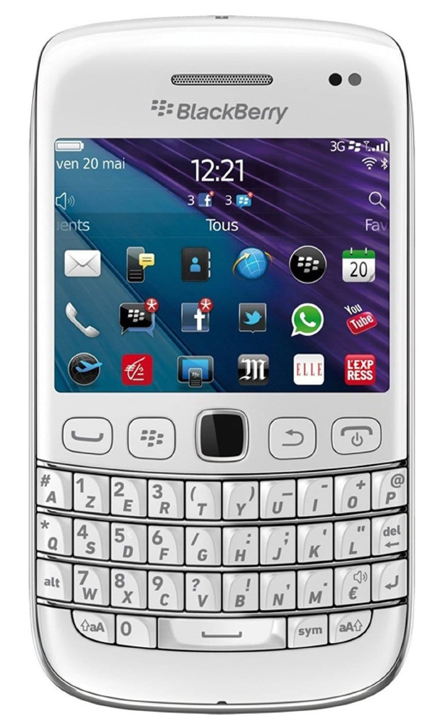 buy blackberry bold 9790 white 768mb ram 8gb price in india 20 mar 2019 specification. Black Bedroom Furniture Sets. Home Design Ideas