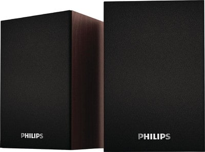 Buy Philips SPA30W/94 Wired Laptop/Desktop Speaker Black online