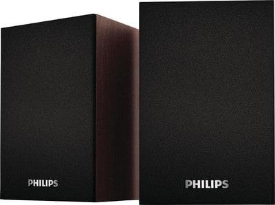 Buy Philips SPA30W/94 Wired Laptop/Desktop Speaker Black online