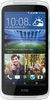 HTC Desire 526G+ (Blue, 1GB RAM, 8GB) Price in India