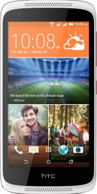 HTC Desire 526G+ (Red, 1GB RAM, 8GB) Price in India