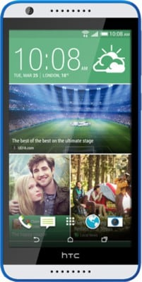 HTC Desire 820G+ (White, 1GB RAM, 16GB) Price in India