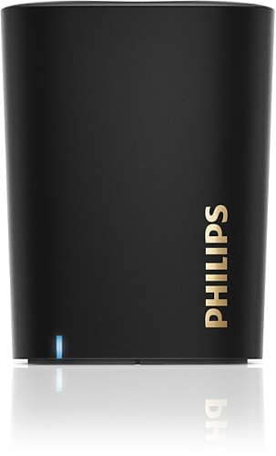 Philips BT100 Wireless Bluetooth Portable Speaker Black Price in India