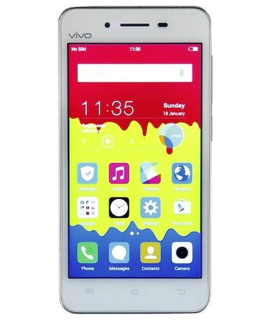 Vivo Y27L (White, 1GB RAM, 8GB) Price in India