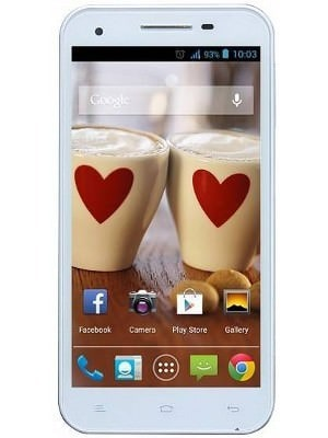 Gionee Gpad G3 (White, 512MB RAM, 4GB) Price in India
