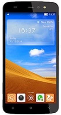 Gionee V6L (Blue, 1GB RAM, 8GB) Price in India