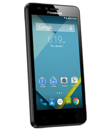 Panasonic T45 4G (Black, 1GB RAM, 8GB) Price in India