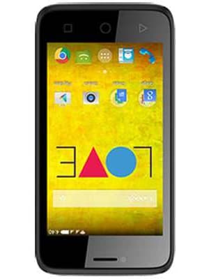 Panasonic Eluga T35 LUV 2 (Black, 512MB RAM, 4GB) Price in India