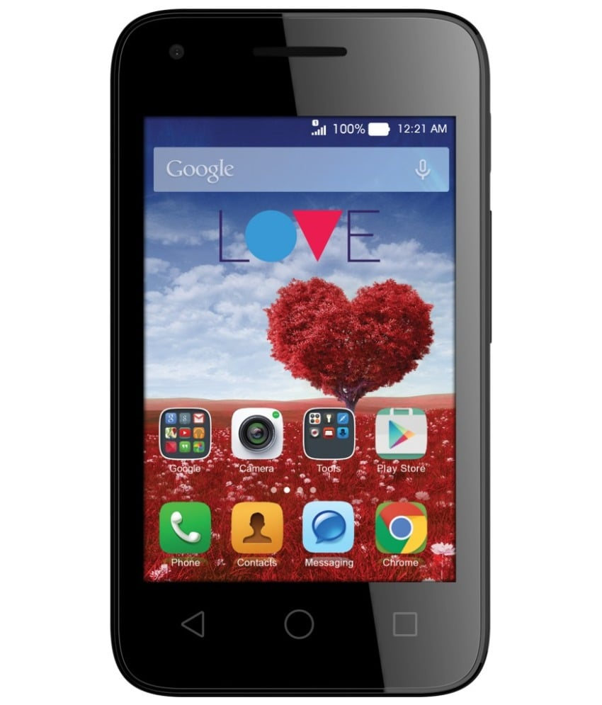 Buy Panasonic Love T10 Black, 4 GB online