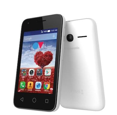 Panasonic Love T10 (White, 512MB RAM, 4GB) Price in India