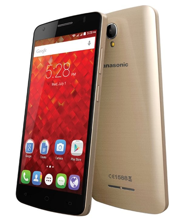 Buy Panasonic P50 Idol Gold, 8 GB online