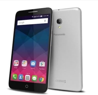 Panasonic P50 Idol (Silver, 1GB RAM, 8GB) Price in India