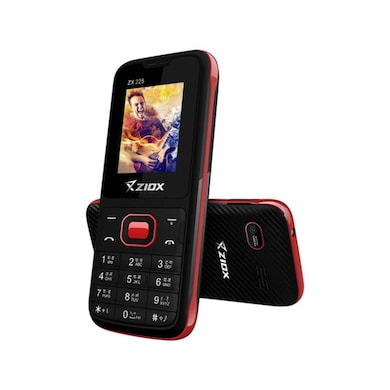 Ziox Duopix F9+Ziox ZX225 Combo (Blue and Red, 1GB RAM, 16GB) Price in India