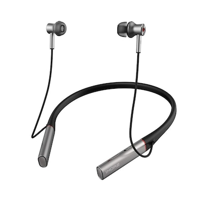 1MORE Dual Driver Active Noise Cancellation Bluetooth Earphone Silver Price in India