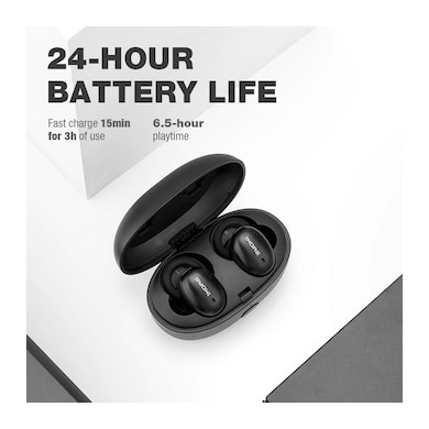1MORE True Wireless Earbuds Black Price in India