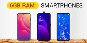 6GB Smartphones
