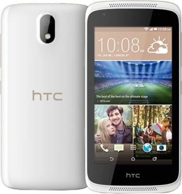 HTC Desire 326G (White, 1GB RAM, 8GB) Price in India