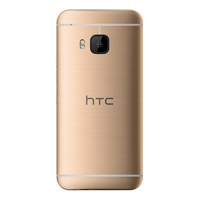 HTC One M9+ (Gold, 3GB RAM, 32GB) Price in India