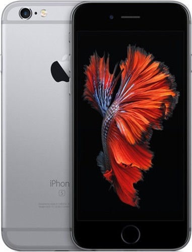 Apple iPhone 6s (Space Grey, 2GB RAM, 128GB) Price in India