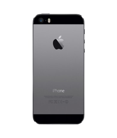 Apple iPhone 5s Space Grey, 16 GB images, Buy Apple iPhone 5s Space Grey, 16 GB online at price Rs. 17,350