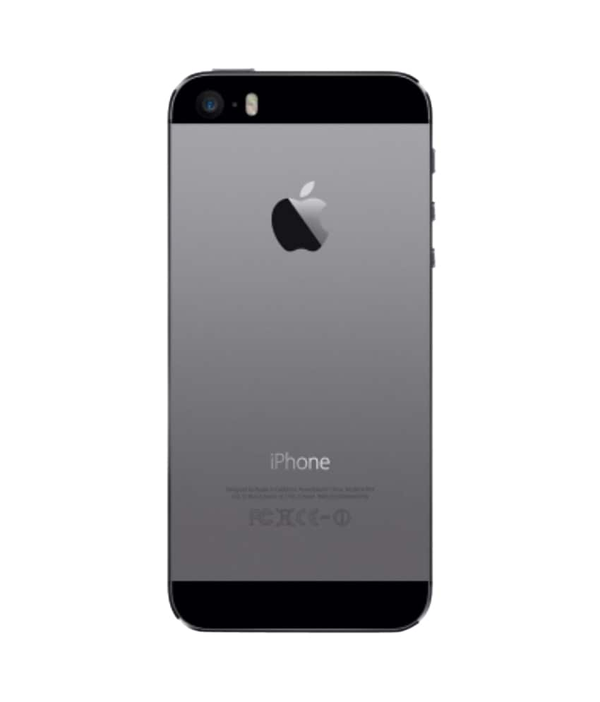 Apple iPhone 5s Space Grey, 16 GB images, Buy Apple iPhone 5s Space Grey, 16 GB online at price Rs. 17,399