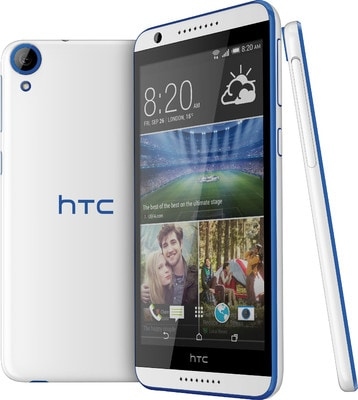 HTC Desire 820Q (Santorini White, 1GB RAM, 16GB) Price in India