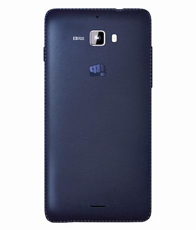 Micromax Canvas Nitro A311 (Blue, 2GB RAM, 16GB) Price in India